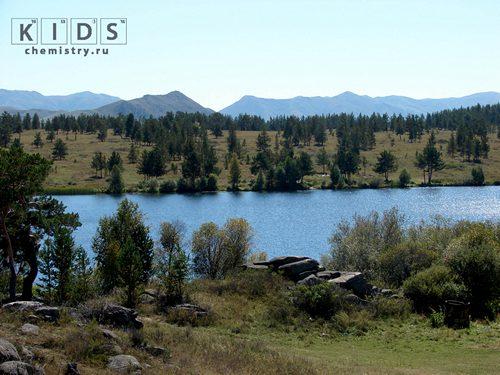 Озеро Таинты