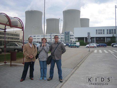 АЭС Темелин
